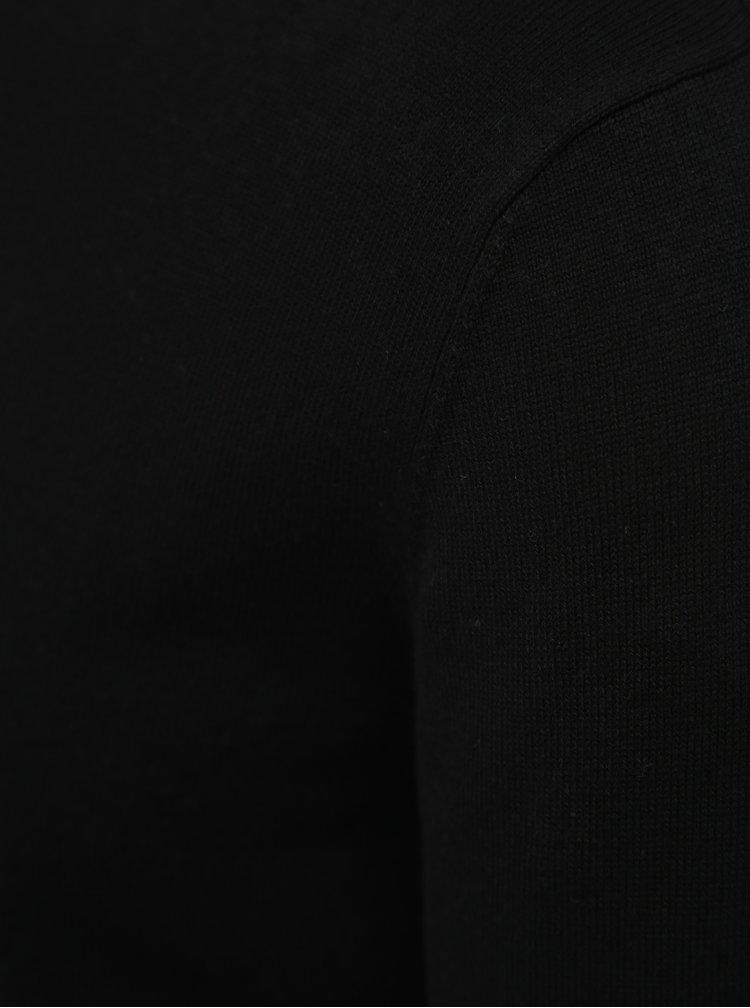 Černý pánský basic svetr ZOOT