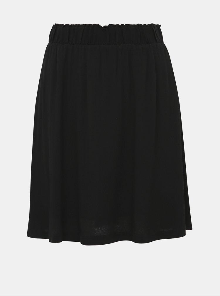 Čierna sukňa Selected Femme Bisma