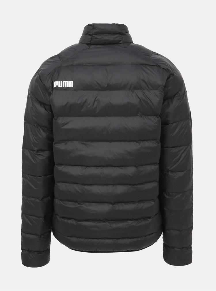 Černá pánská zimní voděodpudivá bunda Puma WarmCell