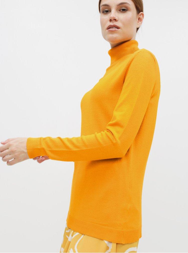 Žlutý basic rolák VILA Bolonia