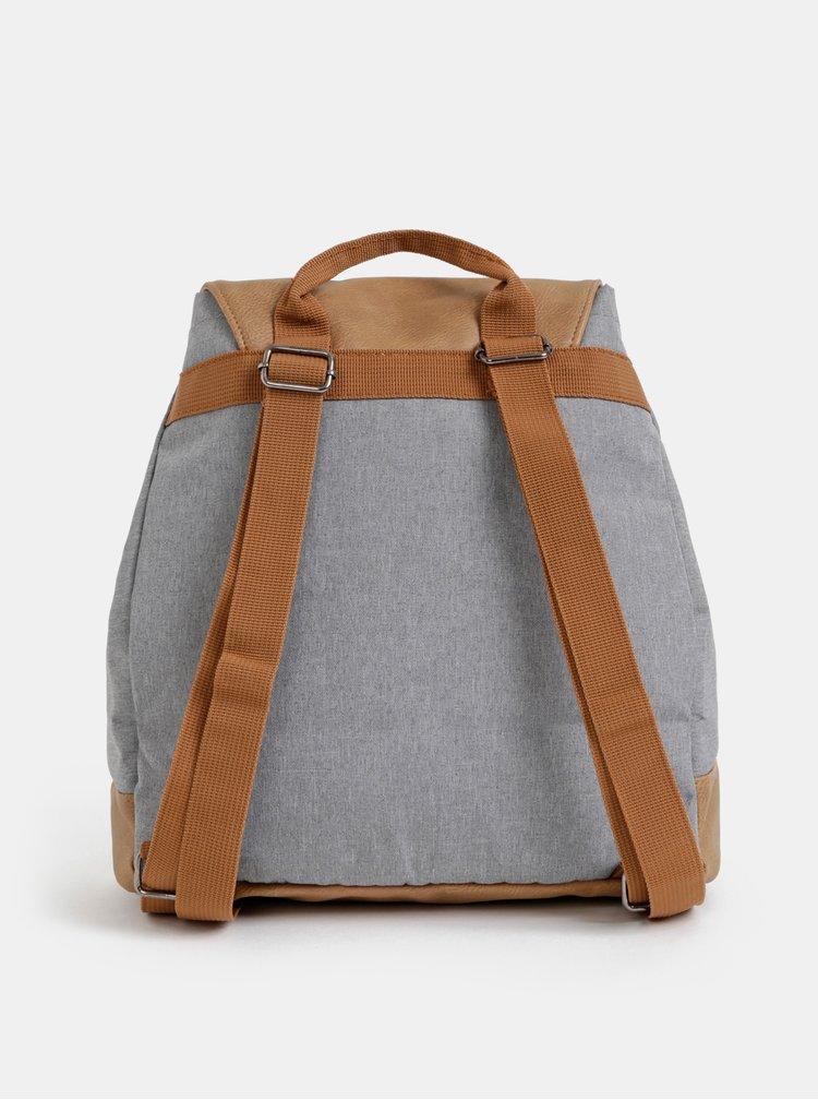Šedý dámský batoh LOAP Asana 8 l