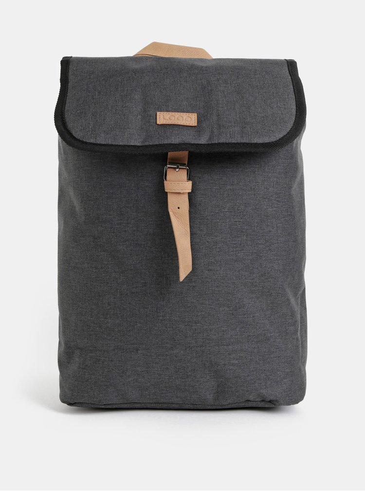 Šedý dámský batoh LOAP Evena 13 l