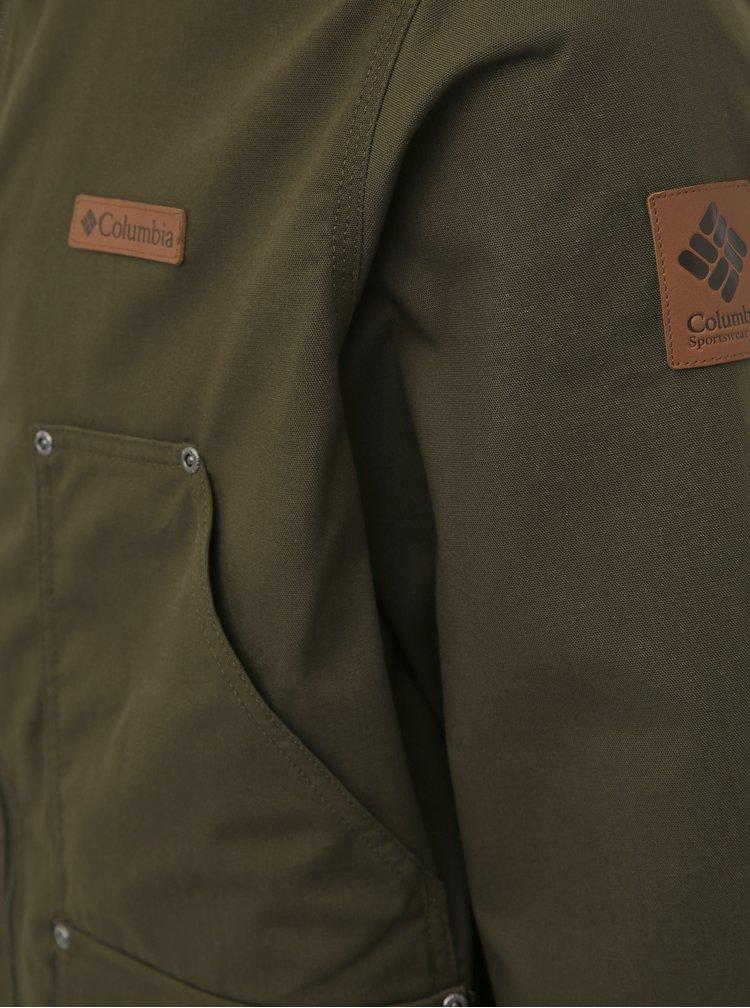 Jachete si tricouri pentru barbati Columbia - kaki