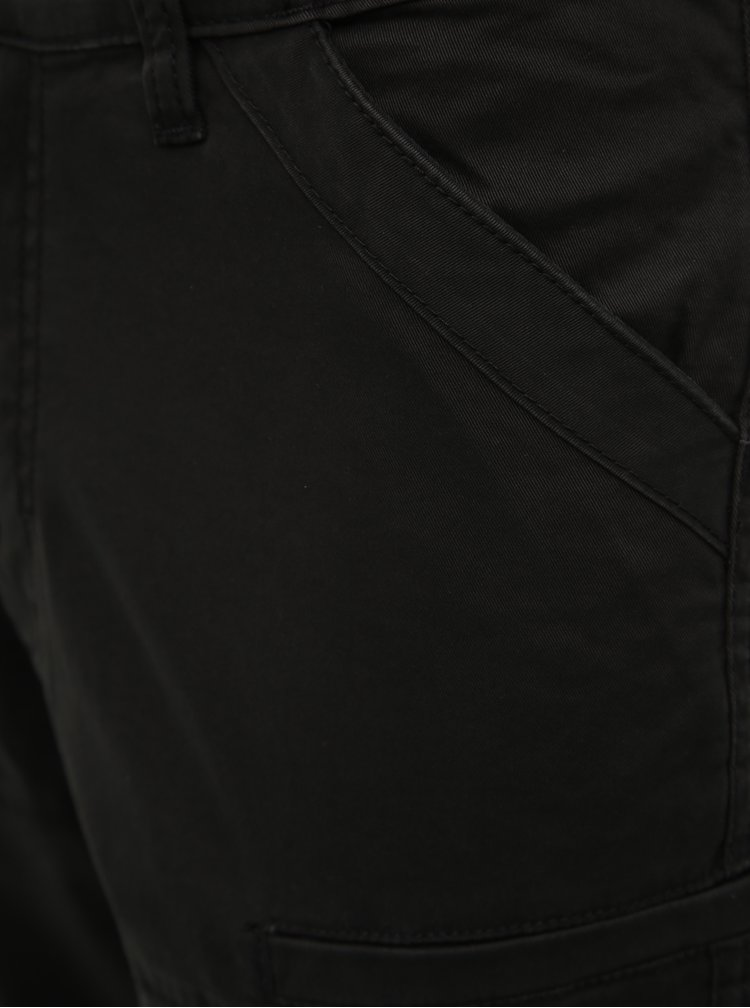 Čierne pánske nohavice LOAP Vivid