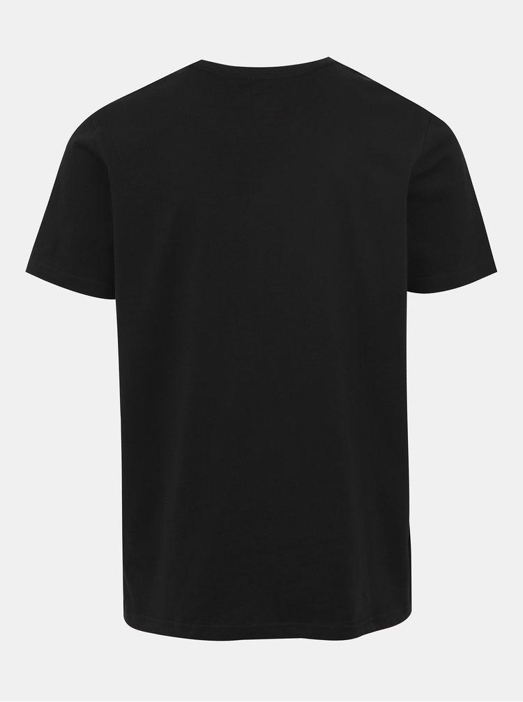 Černé pánské tričko LOAP Benedict