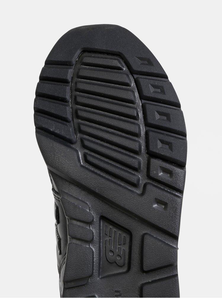 Černé dámské kožené tenisky New Balance 997H