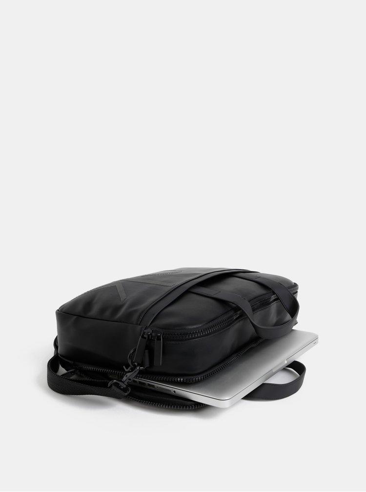 Černá taška na notebook Calvin Klein Jeans