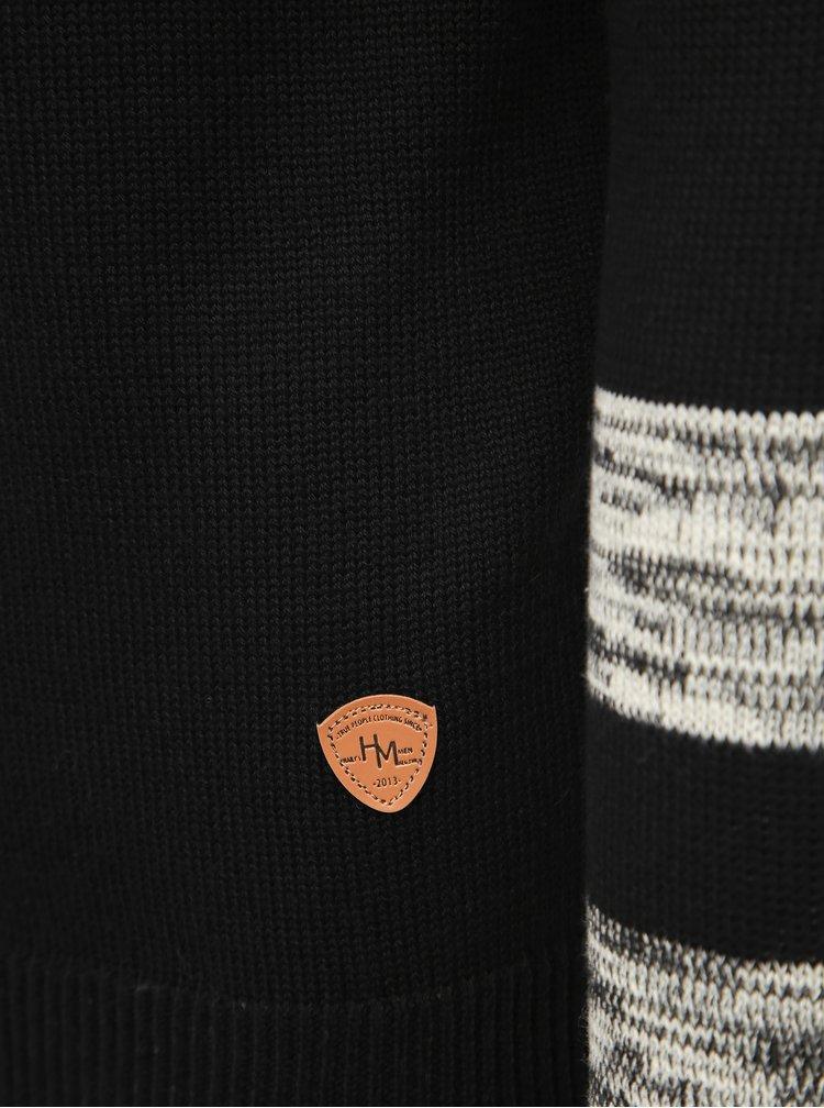 Černý pánský svetr Haily´s Benji