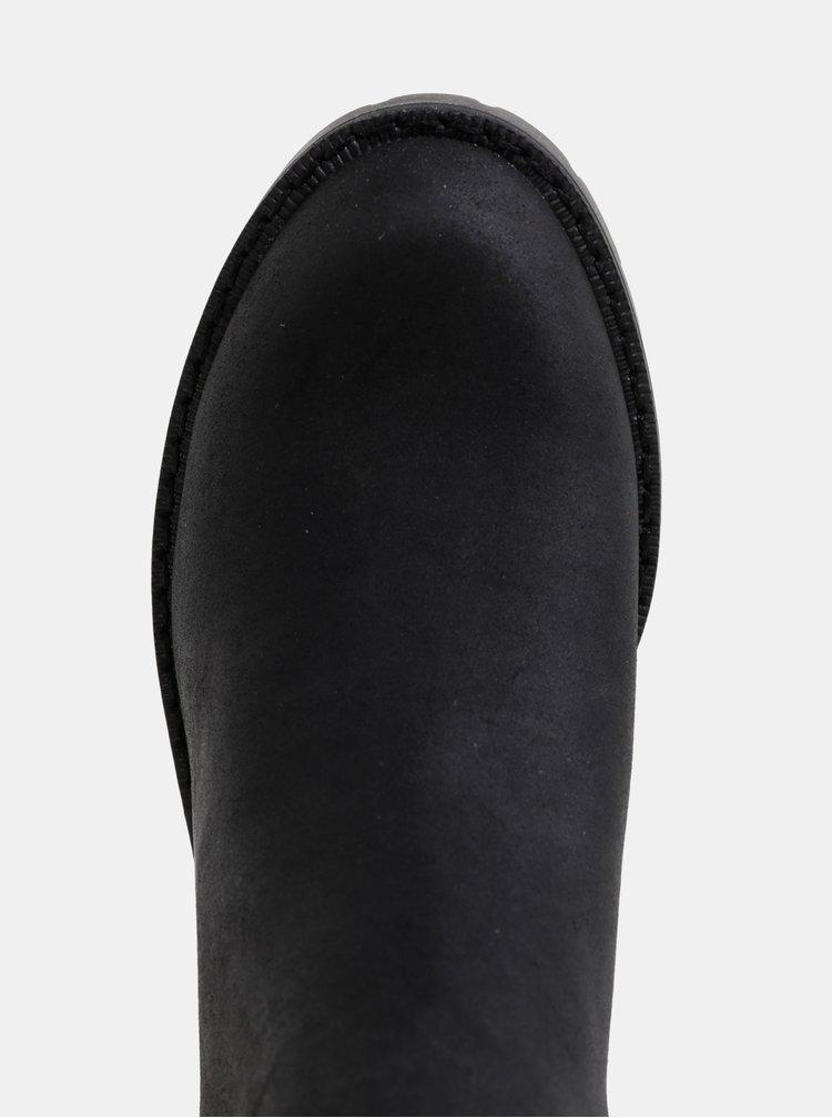 Černé chelsea boty ONLY Barbara