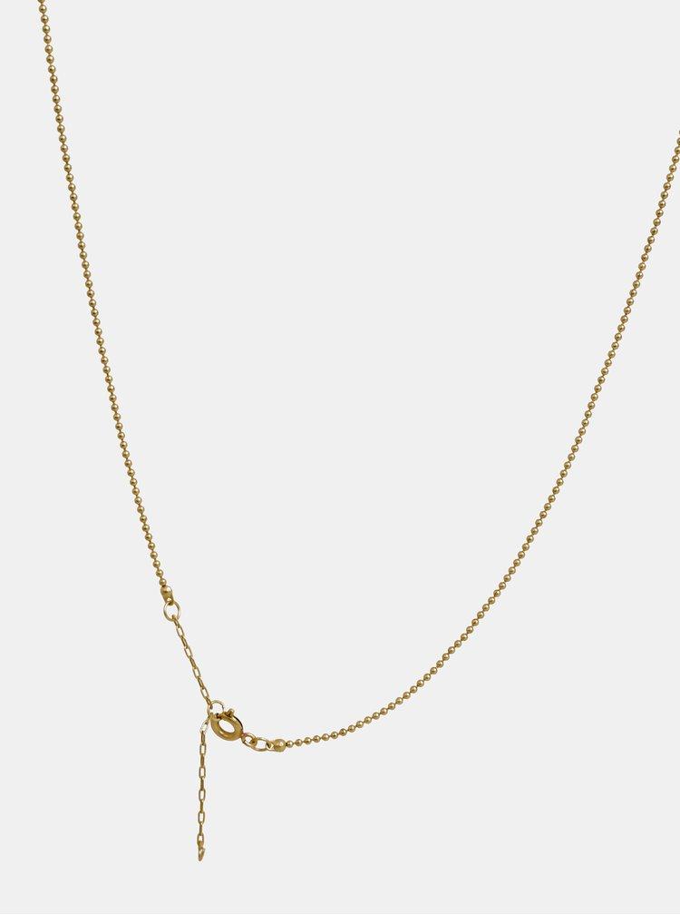 Náhrdelník ve zlaté barvě VILA