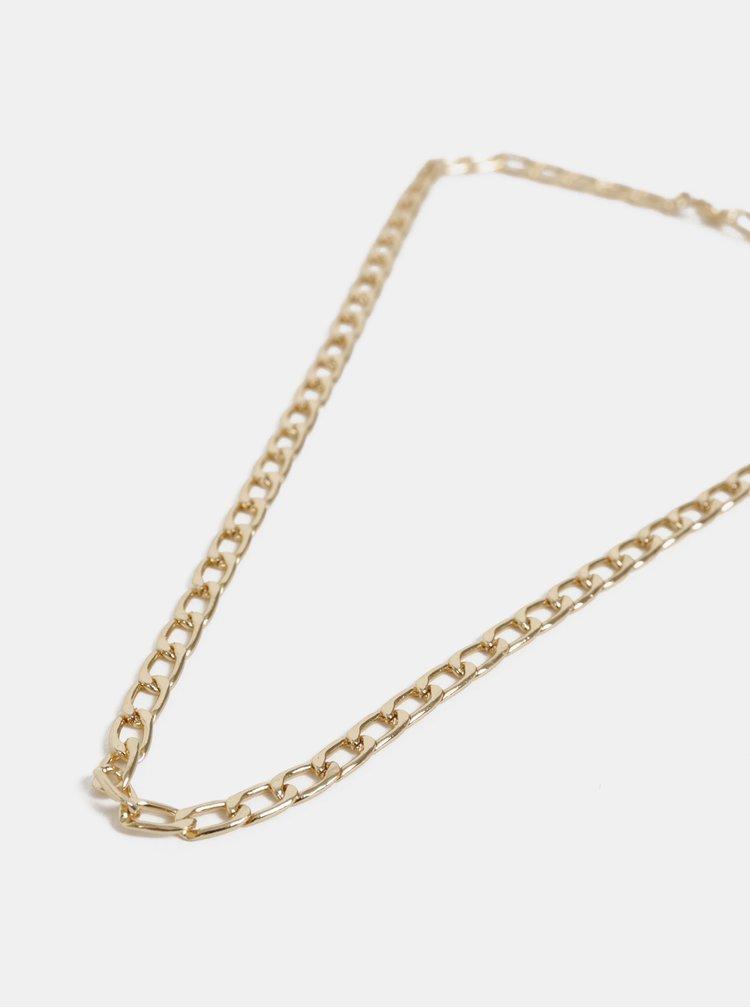 Řetízek ve zlaté barvě VILA