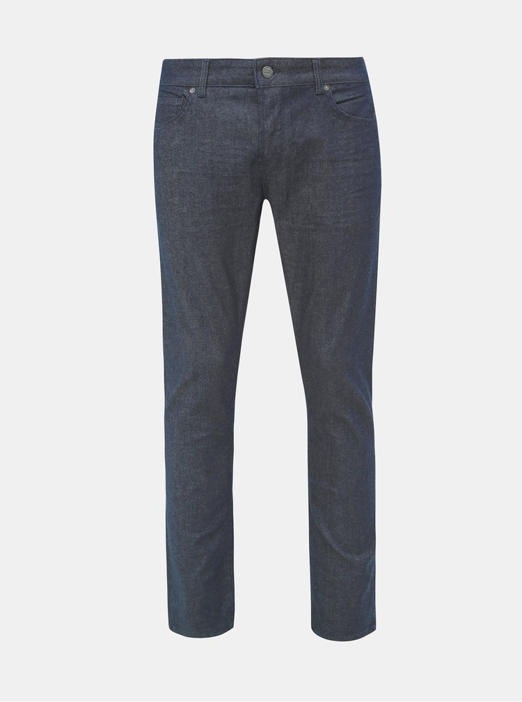 Tmavomodré slim fit rifle ONLY & SONS Loom