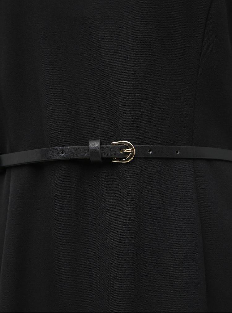Černé šaty VERO MODA Erin