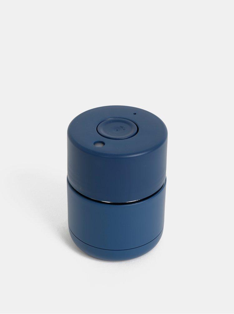 Tmavě modrý nerezový cestovní hrnek Frank Green 175 ml