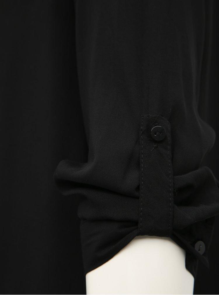 Černá halenka Haily´s Sila