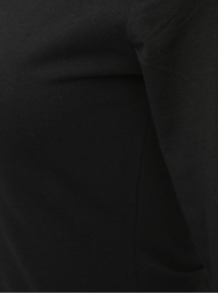 Černé dámské basic tričko Haily´s Noa
