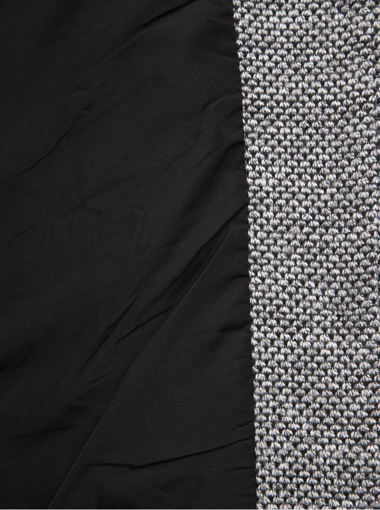 Šedý dámsky kabát Haily´s Selly