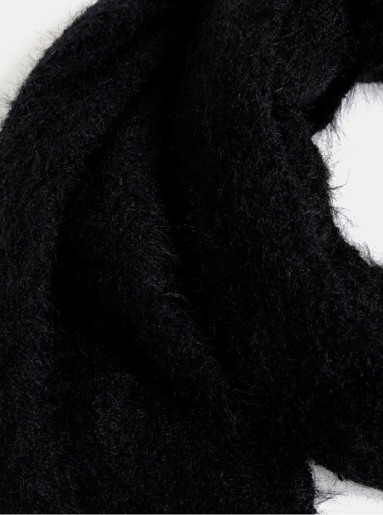 Černá dámská šála Haily´s Kami