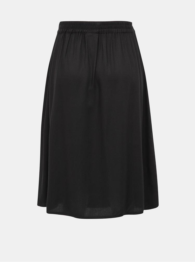 Černá sukně VILA Monnie