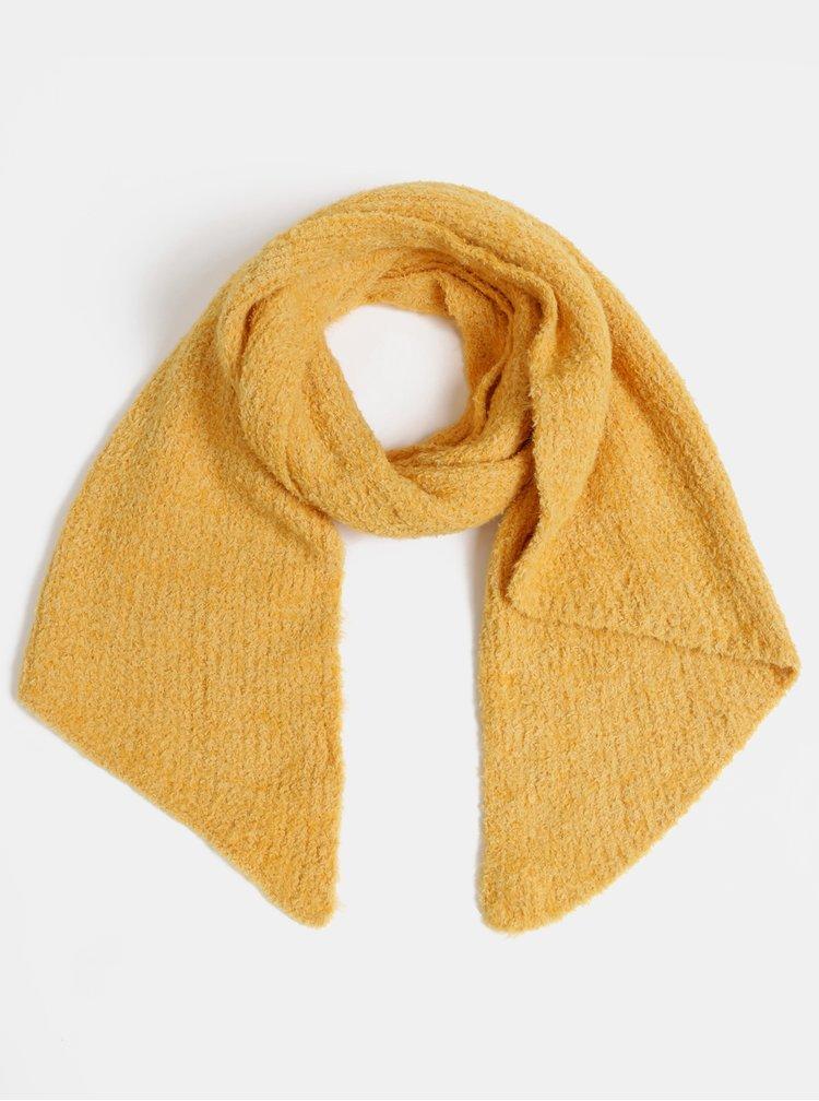 Žltý dámsky šál Haily´s Kami