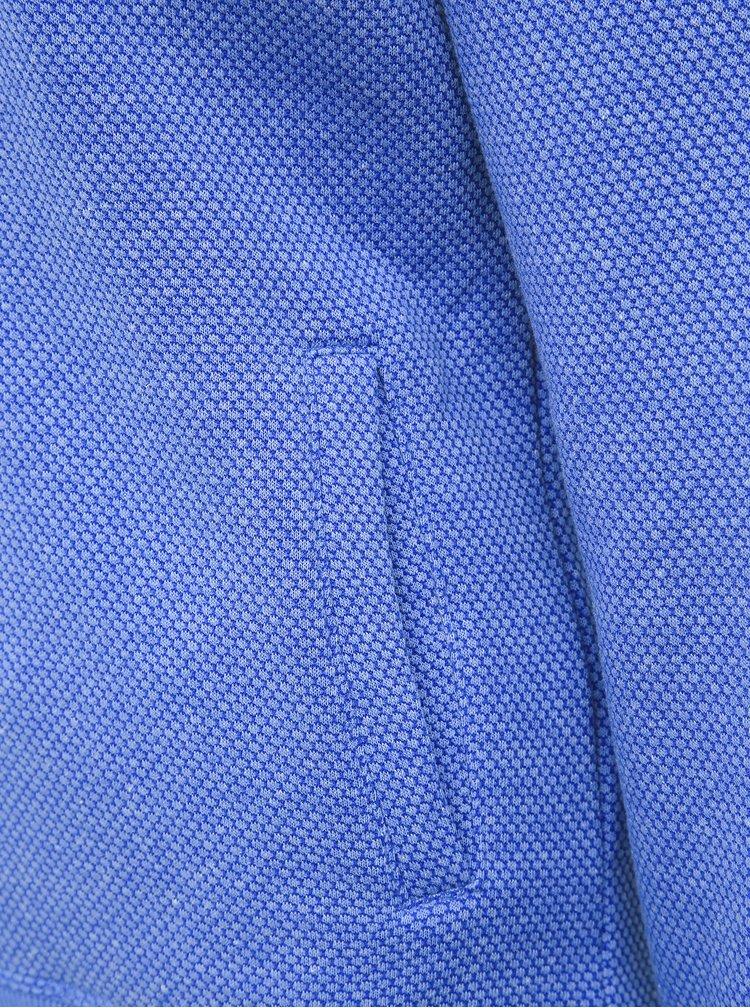 Modrá dámska mikina SAM 73