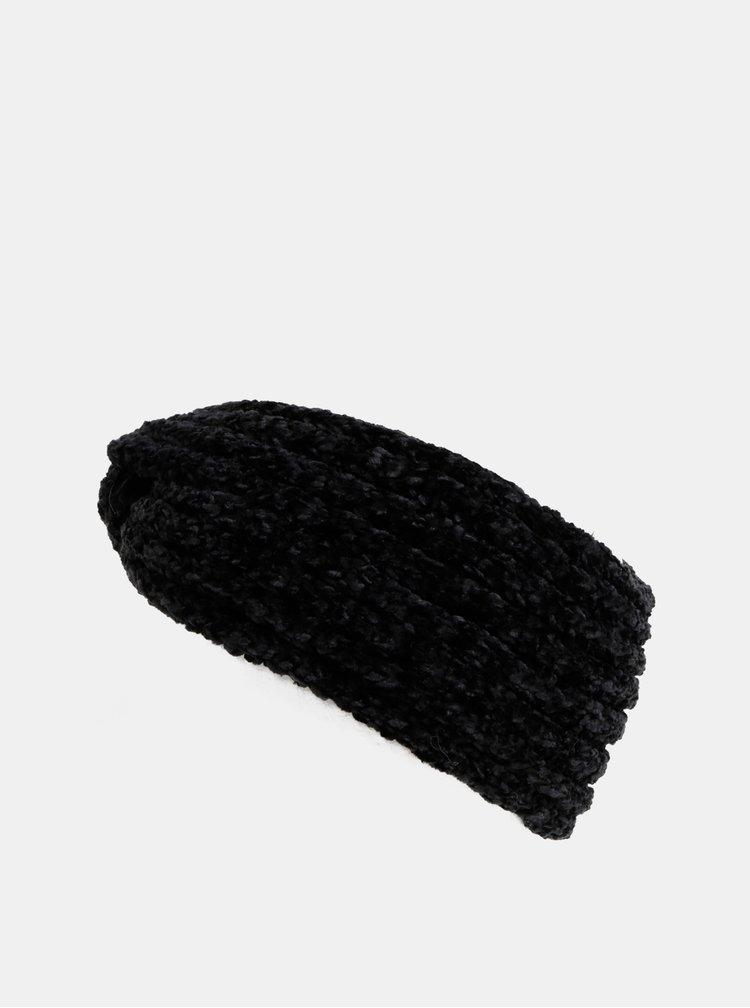 Čierna dámska čelenka Haily´s Zoey