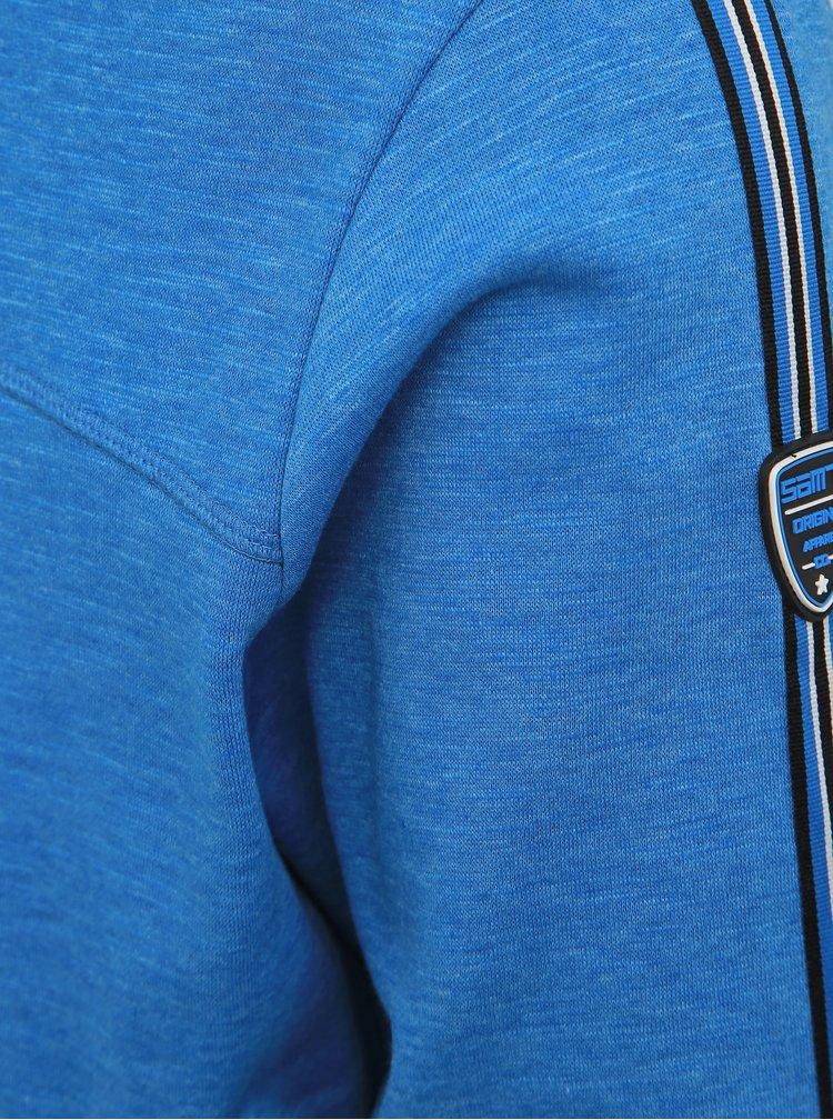 Modrá pánska mikina SAM 73