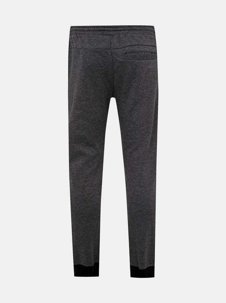 Tmavošedé pánske nohavice SAM 73