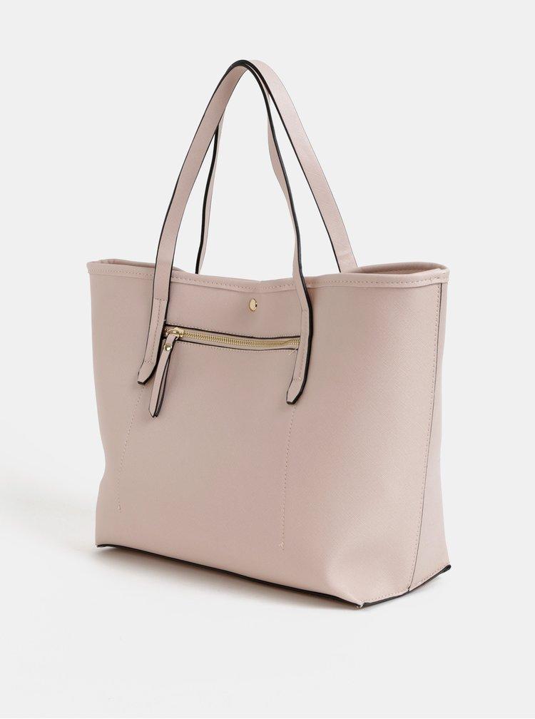 Růžový shopper Haily´s Diana