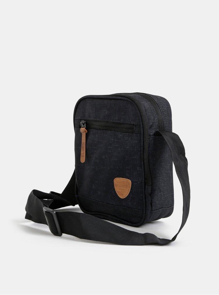 Černá pánská crossbody taška SAM 73