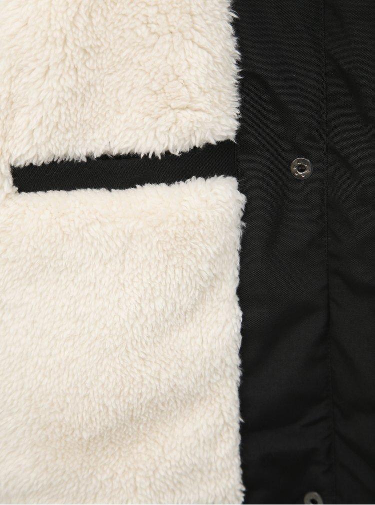 Jachete si tricouri pentru femei MEATFLY - negru