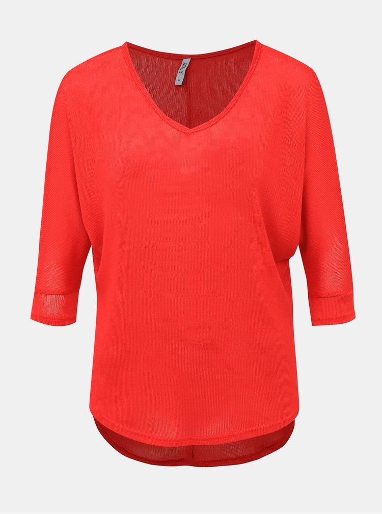 Červený dámský top Haily´s Lisa