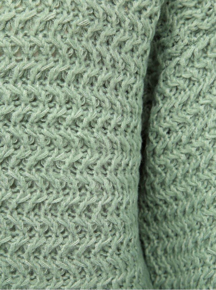 Pulovere pentru femei VERO MODA - verde deschis