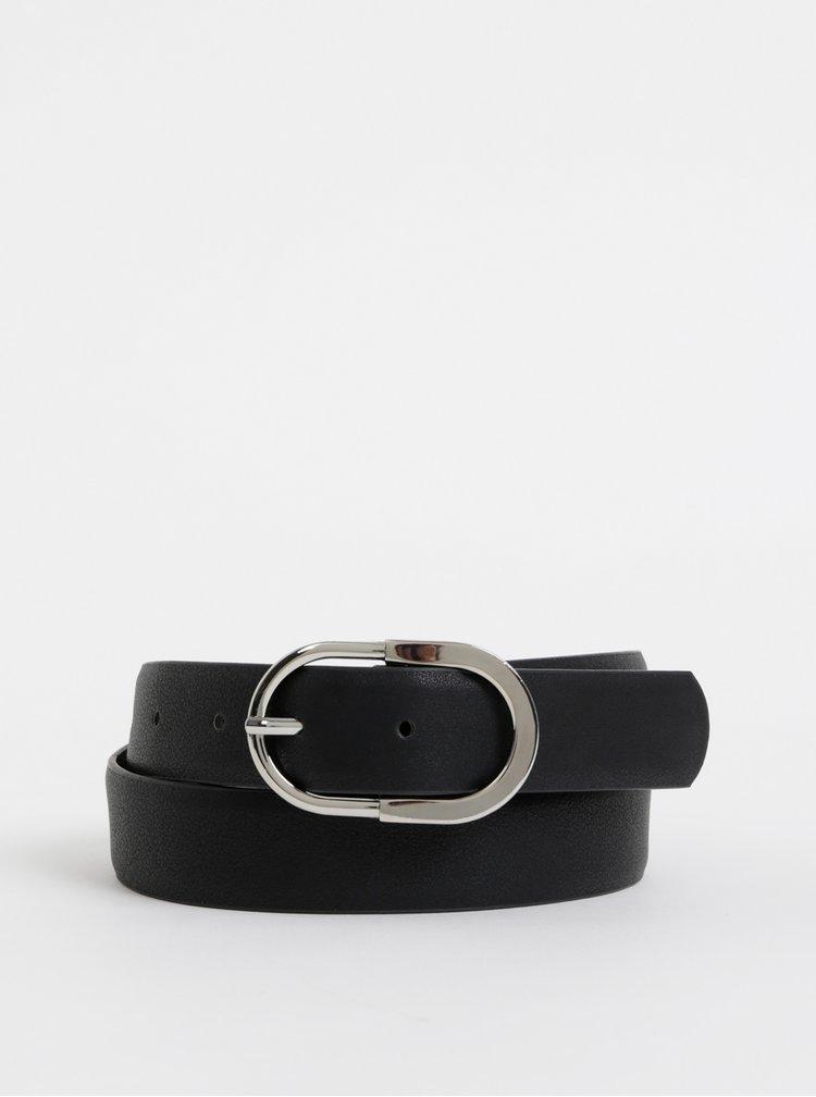 Černý pásek Pieces Ida