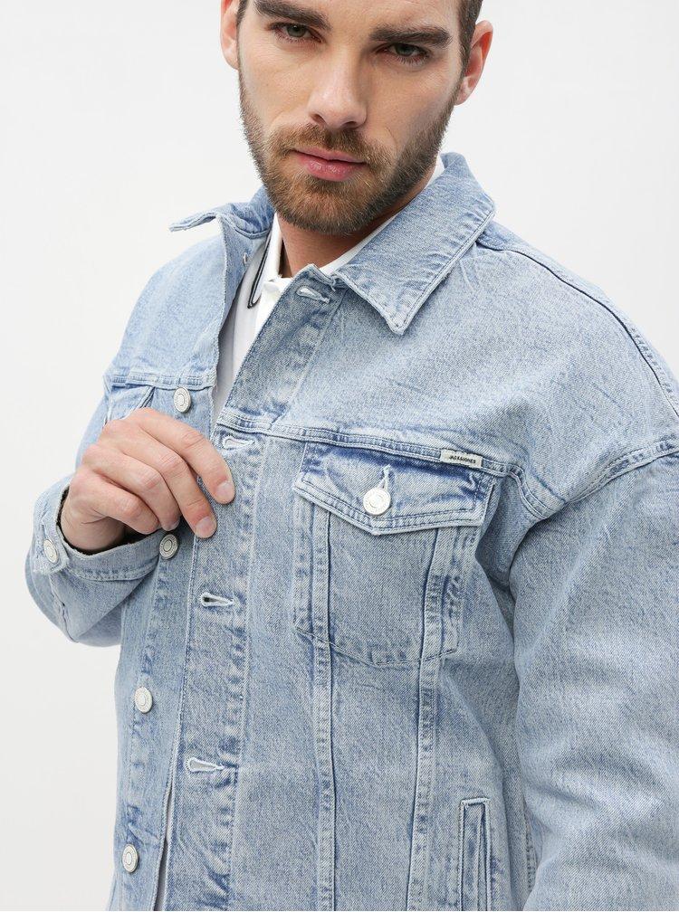 Modrá džínová bunda Jack & Jones Jean