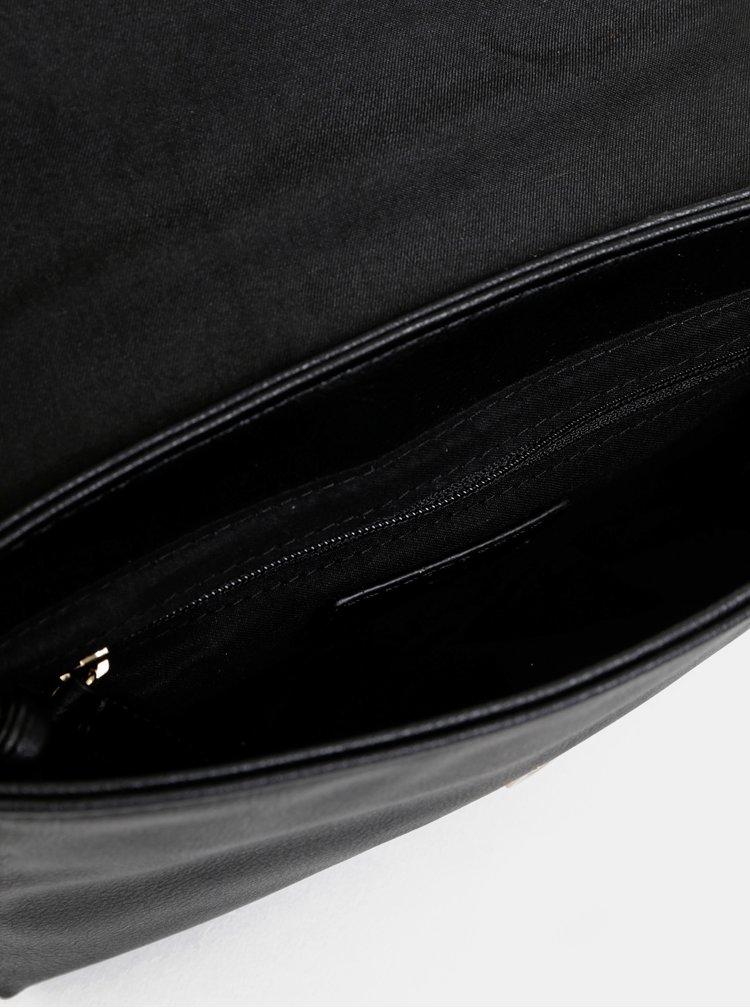 Černá crossbody kabelka Tom Tailor Luna