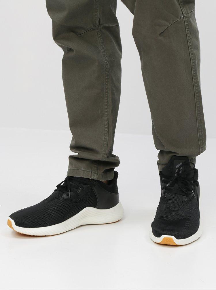 Čierne pánske tenisky adidas Performance Alphabounce