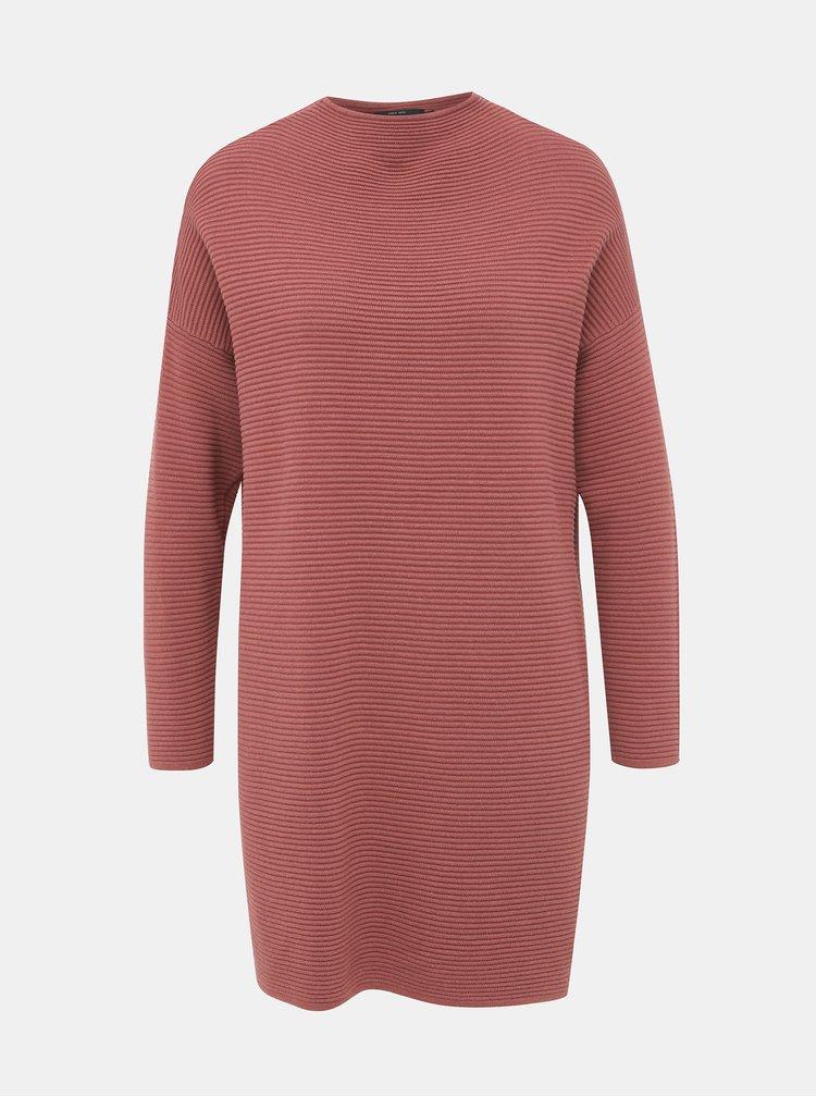 Staroružové svetrové šaty ONLY Annamae