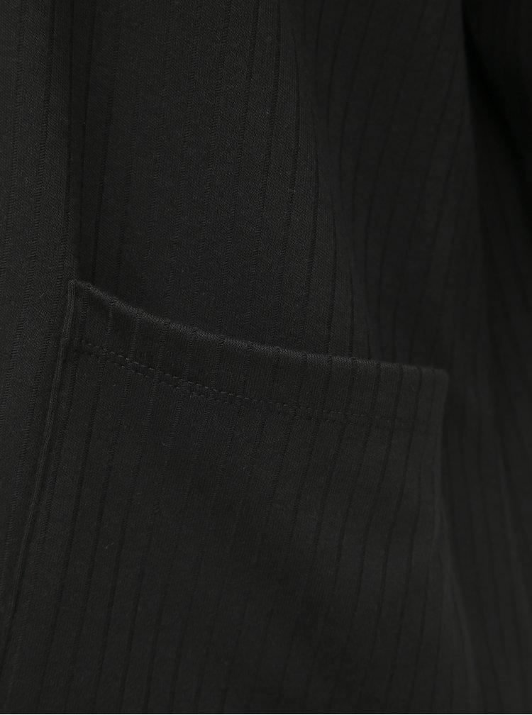 Černý kardigan ONLY CARMAKOMA Merhawit