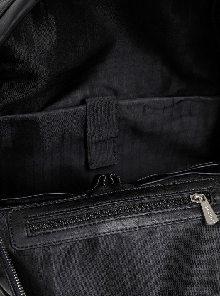 Černý batoh Bobby Black