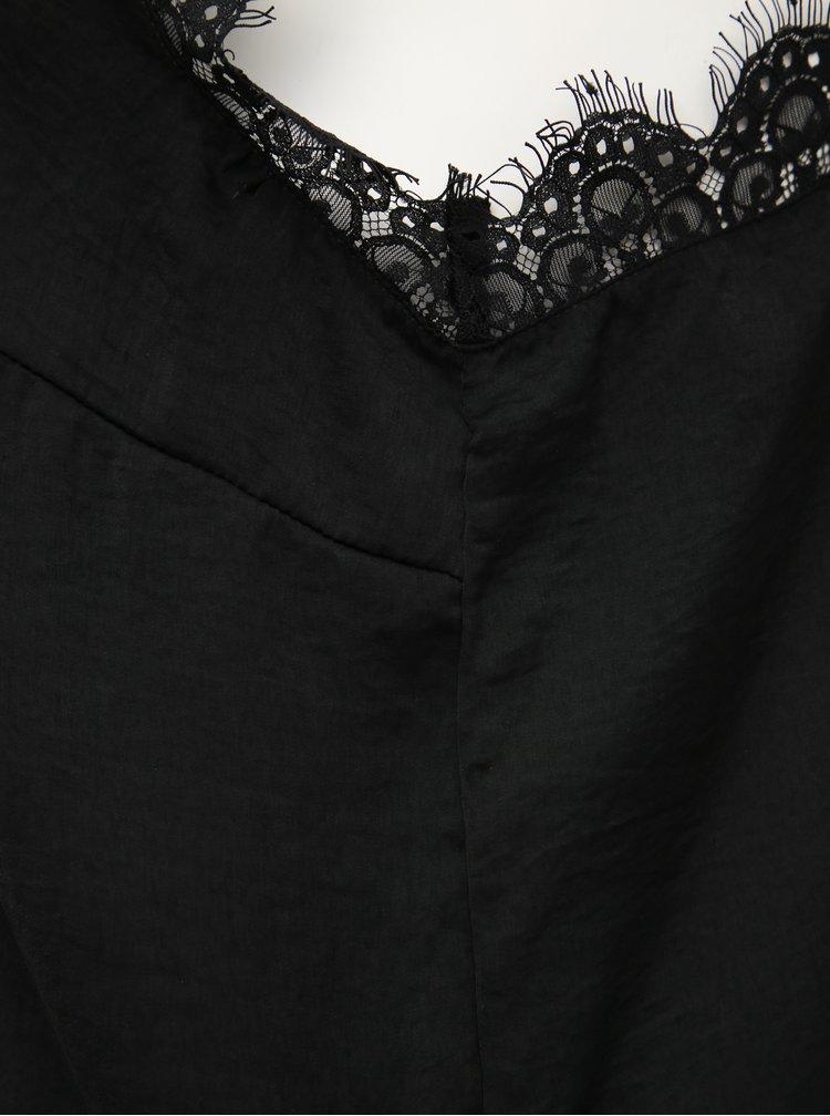 Černý top ONLY CARMAKOMA Sonia