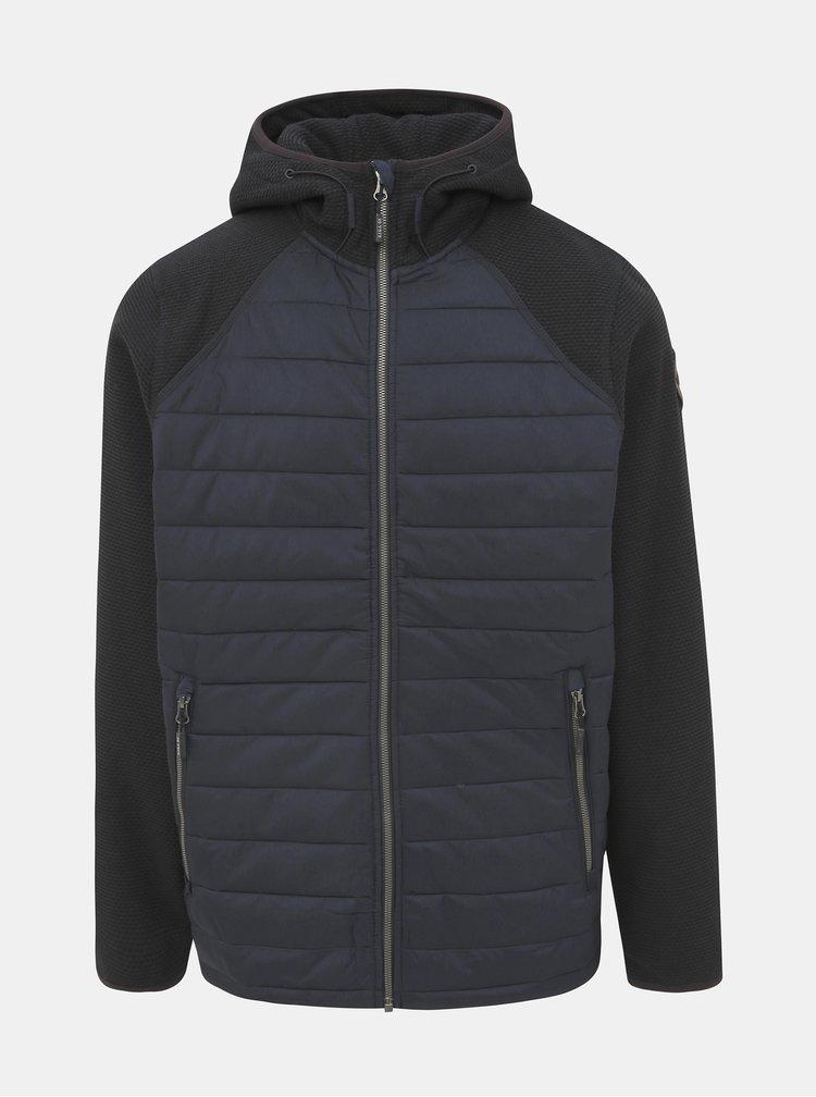 Tmavě modrá pánská bunda killtec Anjaro