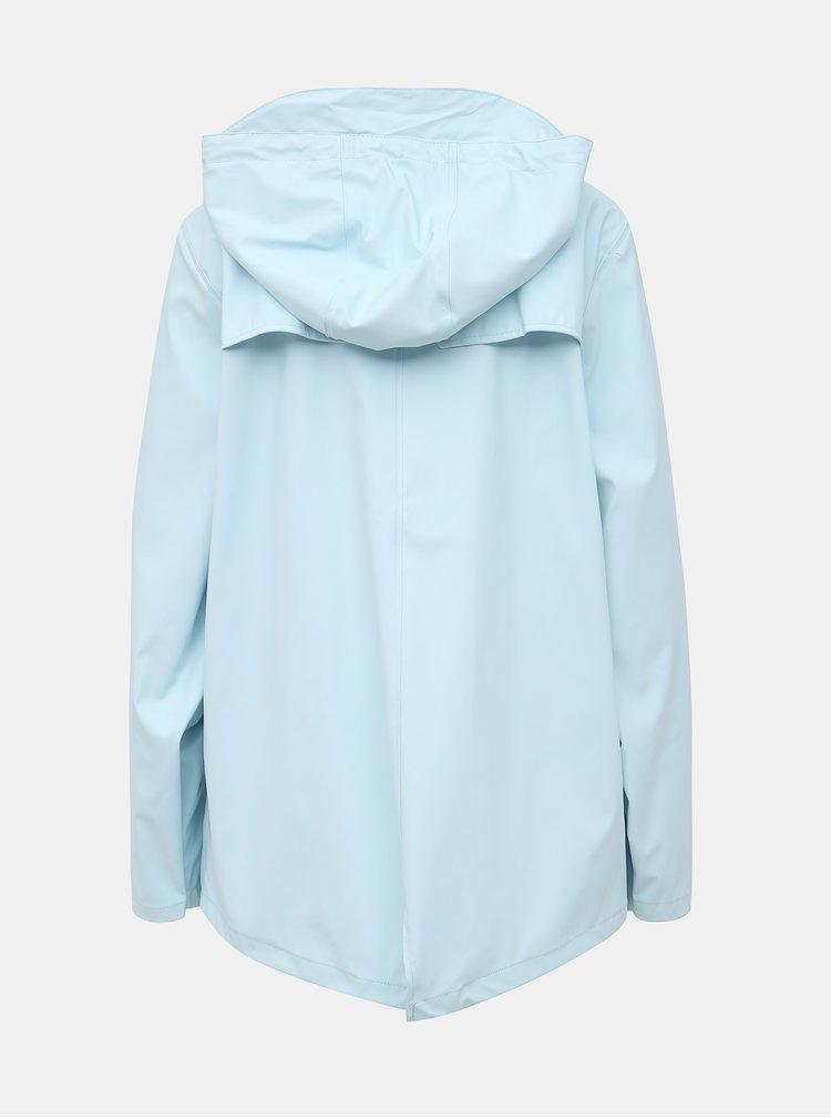 Světle modrá voděodolná bunda VERO MODA Sunday