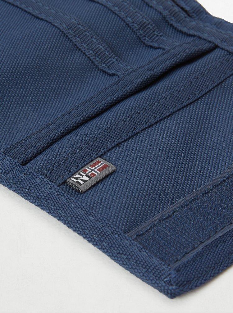 Modrá peněženka NAPAPIJRI Happy