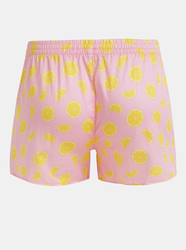 Růžové dámské trenýrky El.Ka Underwear