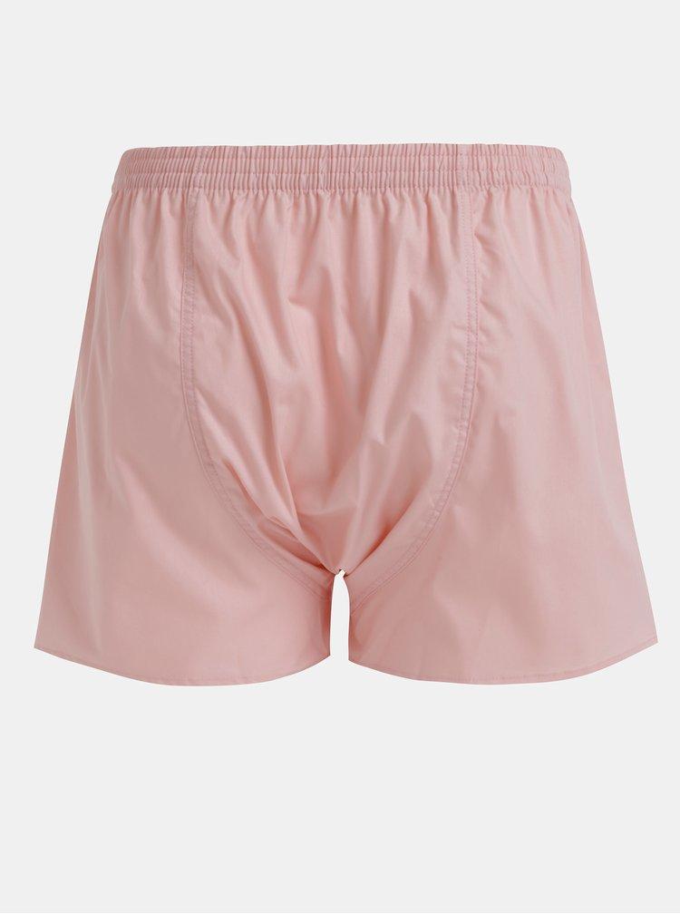 Růžové pánské trenýrky El.Ka Underwear