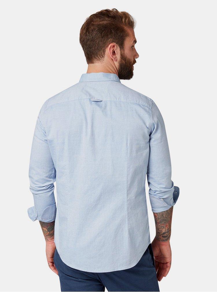 Svetlomodrá pánska košeľa Tom Tailor