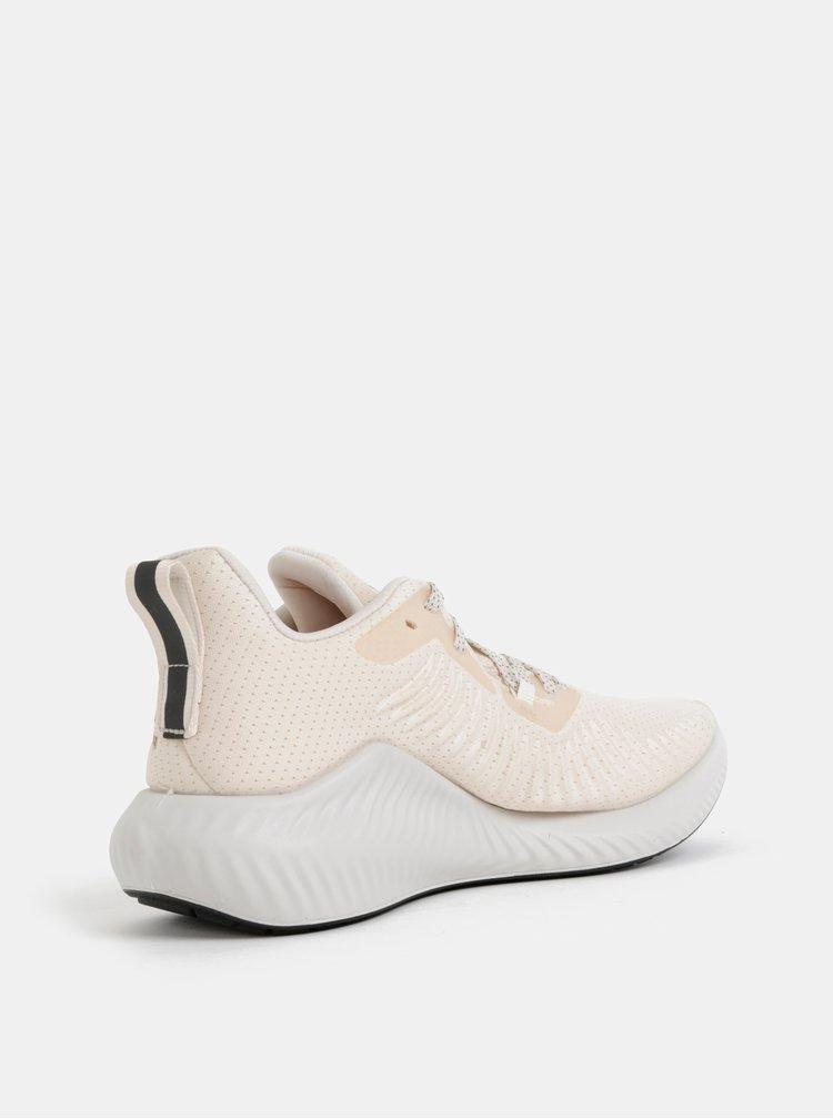 Marhuľové dámske tenisky adidas Performance