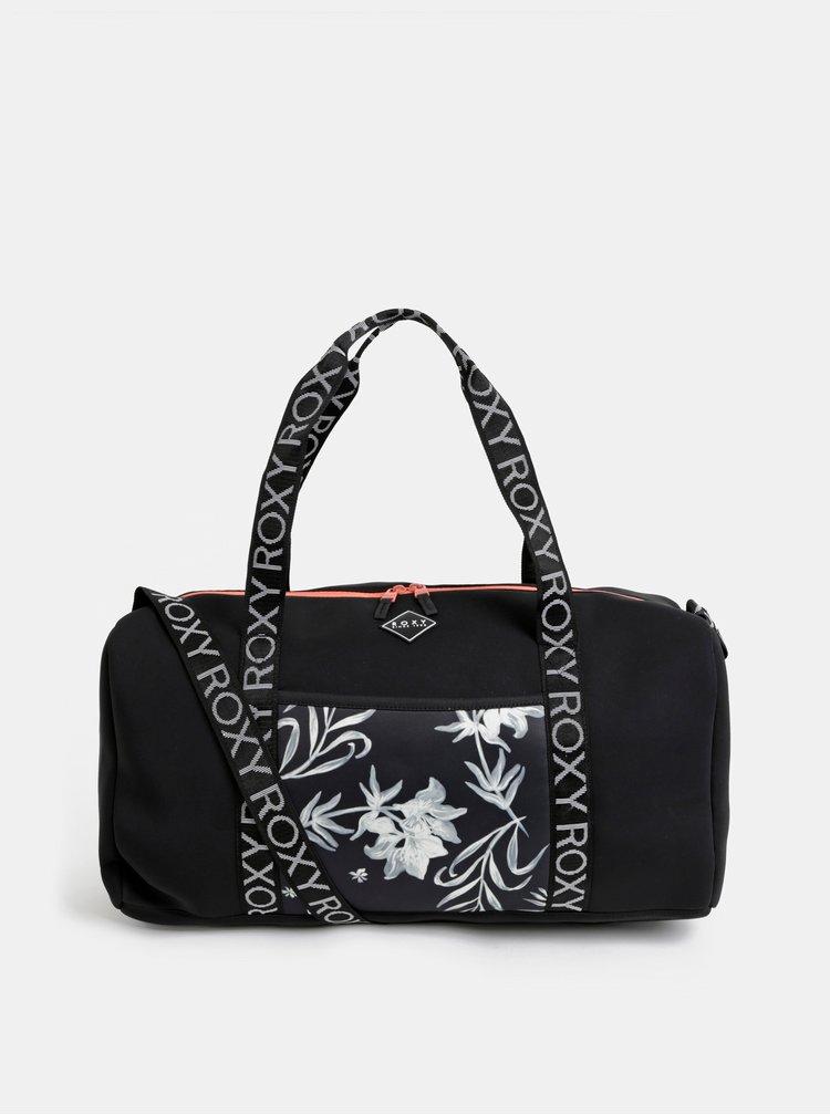 Černá sportovní taška Roxy Moonfire 47 l