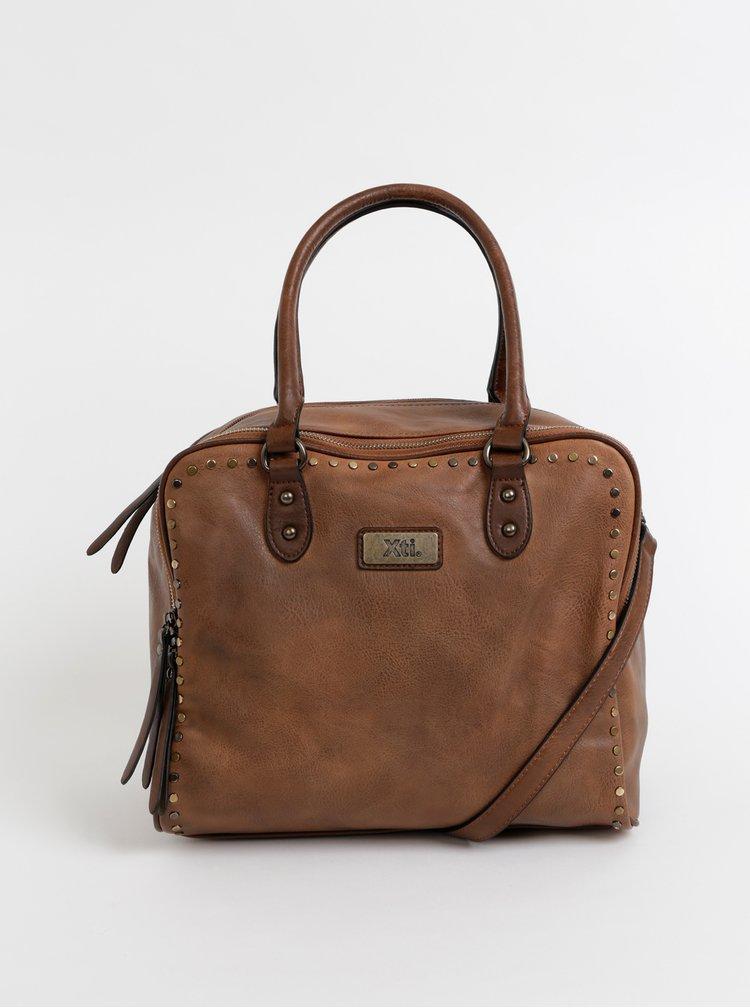 Hnedá kabelka Xti